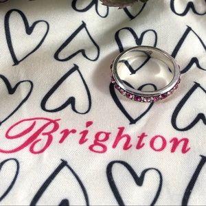 ❤️Brighton pink ring. Size 7